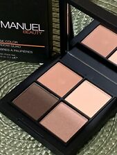 JAY MANUEL Beauty  Eyeshadow Quad  TRANCE NIB