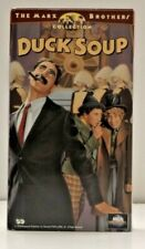 Duck Soup Marx Brothers Collection Vhs Mca Universal Home Video 1933