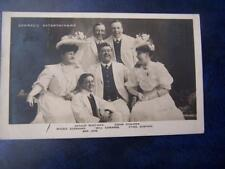 Edwards Entertainers  - Theatre / Music Hall Theatrical History