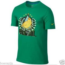Nike Cbf Core Plus Brazil Brasil World Cup Soccer Shirt 608610 381 Xl Nwt Green