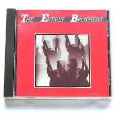 The Everly Brothers Born Yesterday CD Germany 1985 Phonogram 12 tracks Album