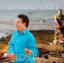 JUAN GABRIEL LOS DUO SEALED CD NEW