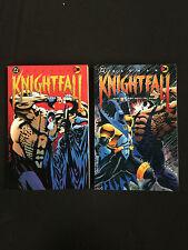 Batman: Knightfall TPB parts 1&2 (VF-)