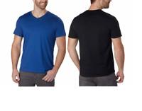 NEW!! Calvin Klein Men's Liquid Touch Short Sleeve V-Neck Tee Shirt Variety