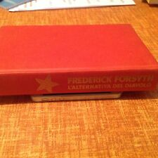Libr L'ALTERNATIVA DEL DIAVOLO di Frederick Forsith