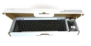 Dell KM714 French Canadian Wireless Keyboard Mouse Combo X761T 0X761T CN-0X761T