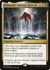 Primevals' Glorious Rebirth Dominaria NM White Black Rare MAGIC CARD ABUGames