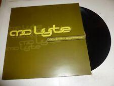 MC LYTE - Druglord Superstar - UK 5-track vinyl single - DJ Promo