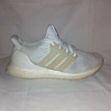 ADIDAS Ultra Boost Clima White Size 8.5 Men Running Shoes Walking Shoe