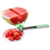 Pastèque fraise moulin forme plastique trancheuse pour coupe rapide pastèque aa