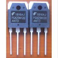 2pcs ORIGINAL FGA25N120 / FGA25N120ANTD IGBT for Induction cooker repair
