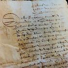 1604 CALLIGRAPHIC DOCUMENT