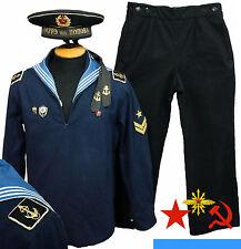 M69 Original Soviet CADET uniforms USSR Sailor NAVY Red fleet