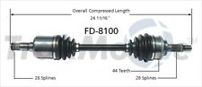 New CV Drive Axle Shaft Fits Ford Escape Mazda Tribute 2001-09 Front D