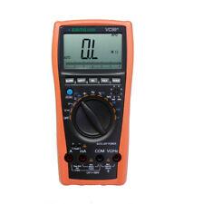 VC99+ 5999 auto range digital multimeter tester buzz temp R C buzz diode Temp