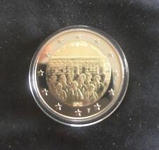 2 euro BU MALTE 2012 avec poinçon