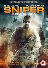 SNIPER (SPECIAL OPS) ( DVD 2016 ) NEW  N SEALED