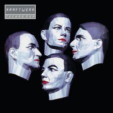 Kraftwerk-Techno Pop (Nuevo Vinilo Lp)