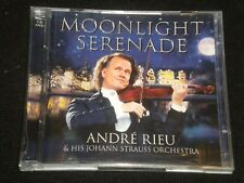 André Rieu - Moonlight Serenade - CD Album + DVD - 2011