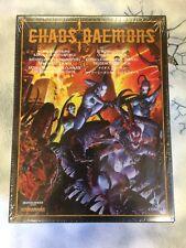 WARHAMMER 40K Chaos Daemons Battleforce / Battalion  Box Set 97-07 New Sealed
