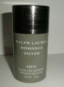 RALPH LAUREN ROMANCE SILVER  FOR MEN  deodorant stick 75 ml vintage