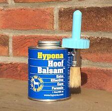 (€ 66,00/l) Hypona Hoof Balsam 400 ml mit Pinsel Huföl Hufbalsam - H & H Celle
