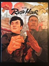 Rush Hour Trilogy 1 2 3 Blu-ray