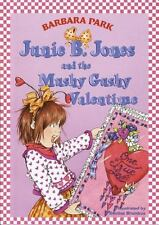 A Stepping Stone Book: Junie B. Jones and the Mushy Gushy Valentine No. 14 by...