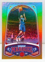 RJ Barrett RC 2019-20 Chronicles MARQUEE BRONZE PARALLEL Refractor Rookie Card