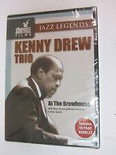 Kenny Drew Live (DVD, 2007)- Kenny Drew, Niels-Henning Orsted Pedersen - NEW SEA
