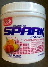 Advocare Spark Fruit Punch 42 canister Amino Acid - FREE SHIPPING!