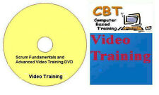 Scrum Fundamentals and Advanced Video Training (2 DVDs)