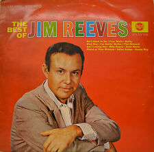 """THE BEST OF JIM REEVES - HE´LL ONT TO GO 12"""" LP (P697)"""