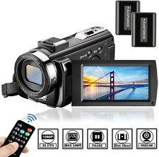 Video Camera Camcorder Digital Camera YouTube Vloggaing Camera Video Recorder Fu