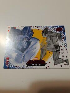Marvel Amine Beast Peach Momoko Auto Autograph #/120
