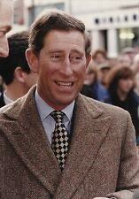 """PRINCE CHARLES WINDSOR """"Prince of Wales"""" Photo Portrait by Big Pictures 1990's"""