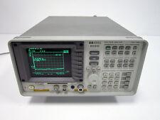 Hp Agilent Keysight 8591e 18 Ghz Portable Spectrum Analyzer 004 130 021