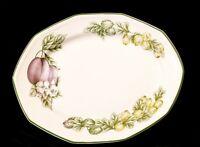 "☀️Churchill England Victorian Orchard Oval Serving Platter Fruit 12.25"" x 9.5"""