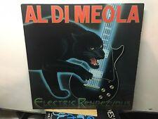 AL DIMEOLA - Electric Rendezvous ~ COLUMBIA 37654 {nm} *1982* w/Anthony Jackson