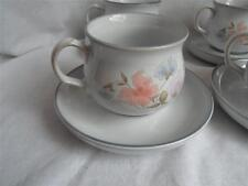 Denby Pottery Cups & Saucers 1980-Now Date Range