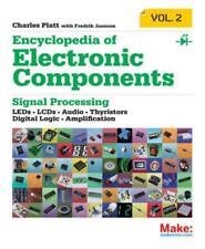 Encyclopedia Of Electronic Components Volume 2: Leds, Lcds, Audio, Thyristo.