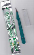 1 Stück Stecklingsskalpell Skalpell Stecklingsmesser mit Kappe Anzucht Hilfe