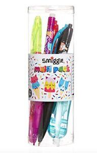 SMIGGLE Pen Pot Multi Pack - 6 items - pen pencil highlighter etc - BRAND NEW