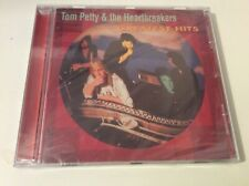 TOM PETTY AND THE HEARTBREAKERS GREATEST HITS CD ALBUM NEW AND SEALED.