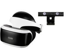 SONY PlayStation VR Brille ZVR2 EW + Kamera PS4 Virtual Reality B-WARE