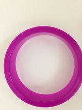 """Purple 2 1/2"""" Round Cookie Cutter Art Mold"""