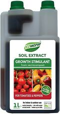 Earthworm Castings Organic Liquid Fertilizer - Tomatoes & Peppers (makes 52gal)