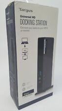 Targus Universal HD Docking Station w/ HDMI | ACP78US |