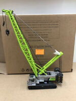 1/120 Scale Zoomlion ZCC1300 Crawler Cranes Diecast Model Collection