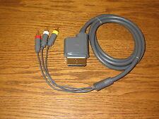 Composite TV AV Chinch Kabel für Xbox 360 Xbox360 *NEU*